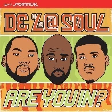 DeLa Soul – AreYouIn?. Изображение № 1.