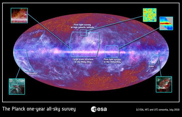 Look at The Big Bang - Фотокарточка Большого Взрыва. Изображение № 3.