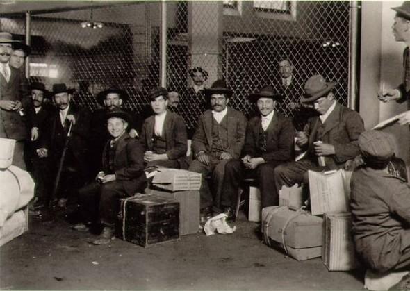 Эксплуатации детского труда в Америке (1910 год).И эмигранты США. Изображение № 9.