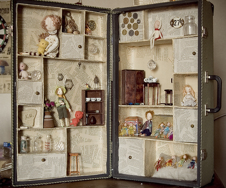 Настоящая девочка иеё куклы. Изображение № 2.