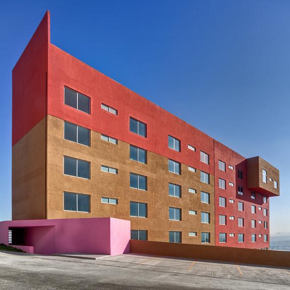 Социальное жилье в Мексике. Изображение № 9.
