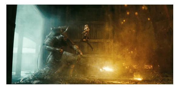 Sucker Punch: Драконы против роботов Третьего Рейха. Изображение № 1.