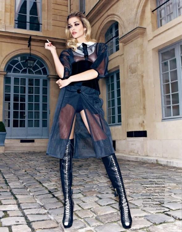 Съёмка: Ана Беатрис Баррос для Elle. Изображение № 2.