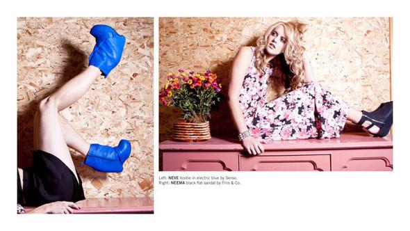 Изображение 30. Лукбуки обуви: Jeffrey Campbell, Modern Vintage и Solestruck.. Изображение № 46.