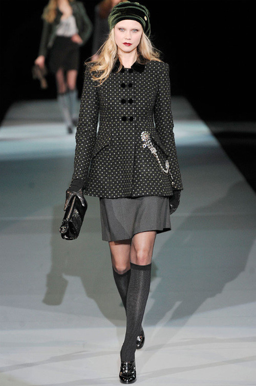 Milan Fashion Week. Вопрос цвета. Изображение № 6.