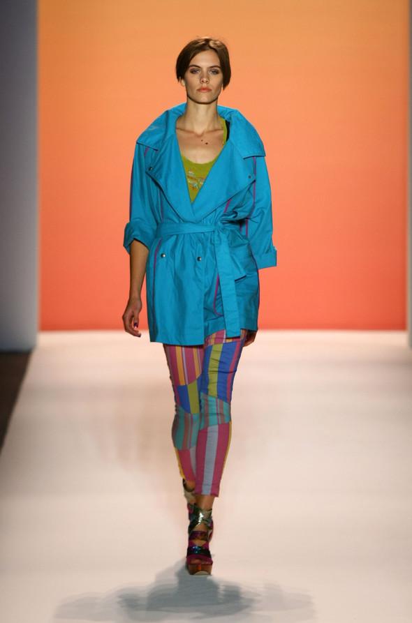 New York Fashion Week Spring 2012: День второй. Изображение № 2.