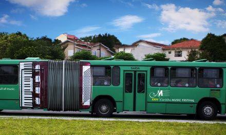 Необычная автобусная реклама. Изображение № 19.