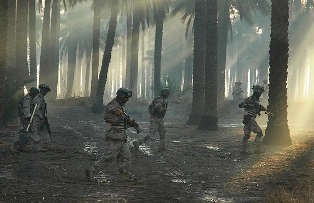 Между войной и миром есть чёткая граница?. Изображение № 3.