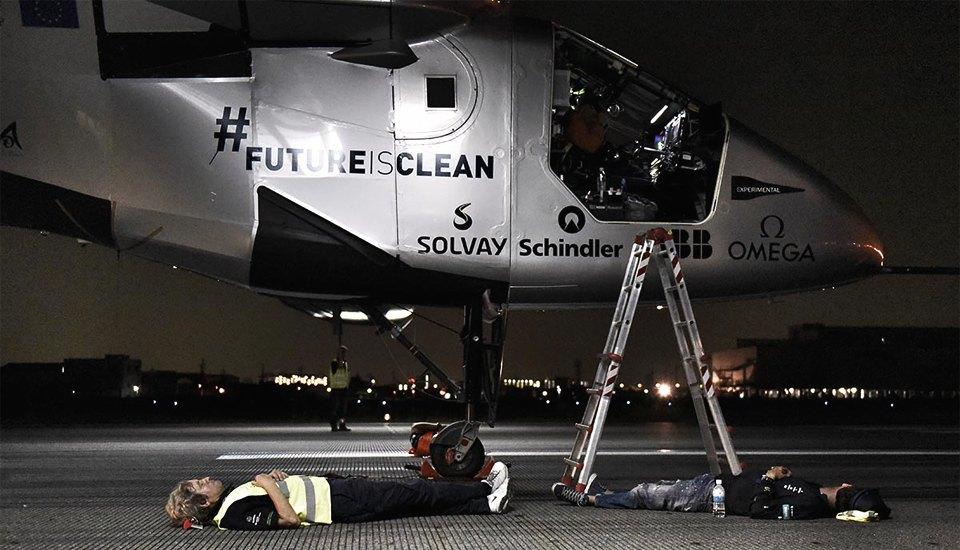 Зачем нужен самолёт  на солнечных батареях. Изображение № 4.