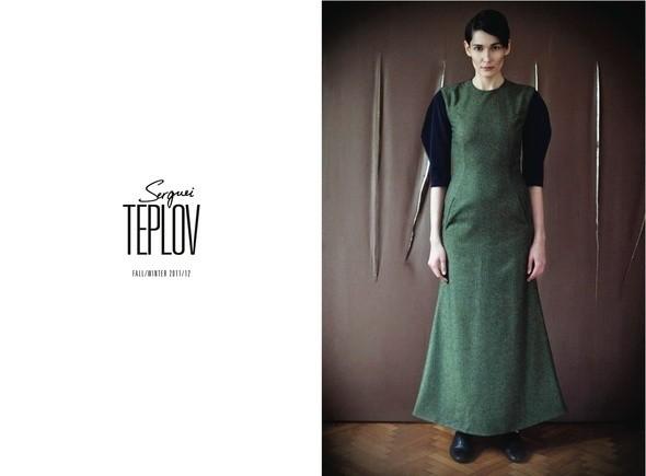 Изображение 7. Serguei Teplov FW 2011/12 look book.. Изображение № 7.