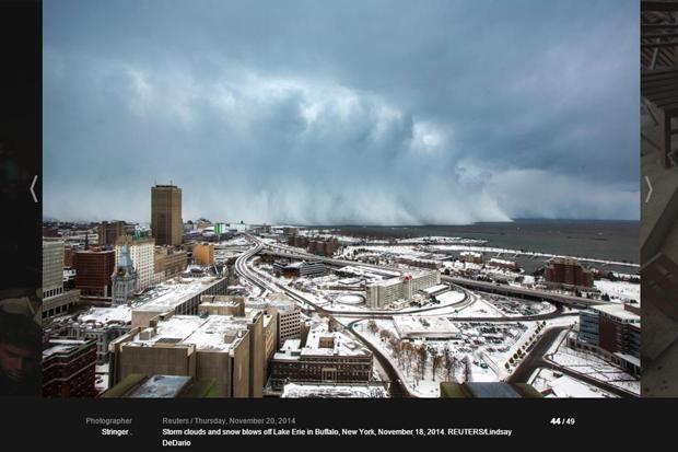 Агентство Reuters выбрало главные фотографии 2014 года. Изображение № 1.