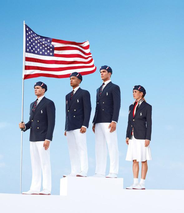 В форме: Дизайнеры и марки, создававшие костюмы для Олимпийских игр. Изображение № 2.