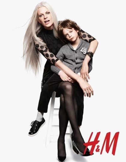 Кампания: H&M Holiday 2011. Изображение № 15.
