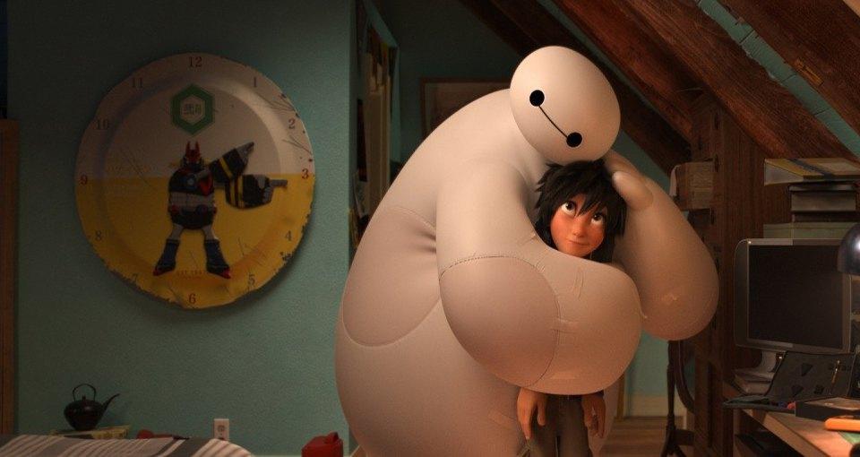 Продюсер самого технологичного мультфильма сезона о том, как работает Disney. Изображение № 11.