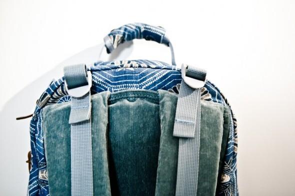 Visvim 2012 Spring/Summer рюкзак LAMINA 22L. Изображение № 6.