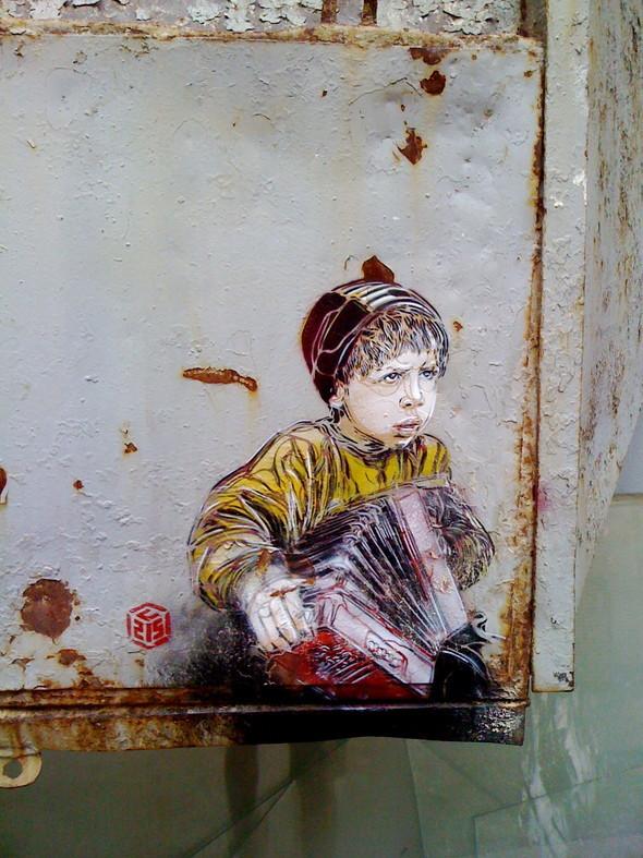 Изображение 4. «Я не граффитчик, я стрит-артист».. Изображение № 3.