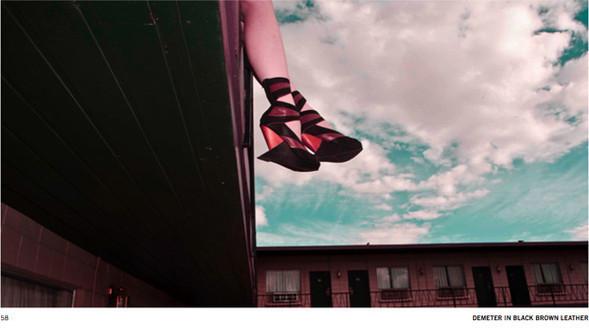 Лукбуки: Celine, Jeffrey Campbell и Nutsa Modebadze. Изображение № 51.