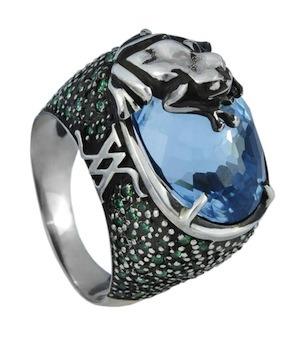 открытие корнера Amova Jewelry в бутике Gomez y Molina в Марбелье, Исп. Изображение № 8.