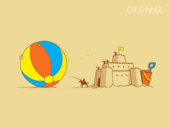 Glenn Jonez: Идеи вобразах. Изображение № 5.
