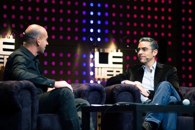 Дэвид Маркус на конференции La Web. Изображение № 1.