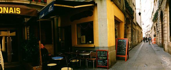Изображение 38. Парижские кафе.. Изображение № 40.