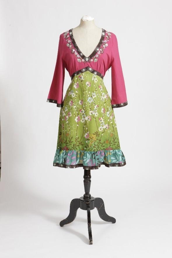 """Коллекция платьев """"Лондонский бутик"""". Изображение № 24."""