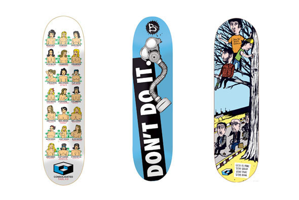 Скейтборд: Как выбрать доску, где кататься и что надеть. Изображение № 12.