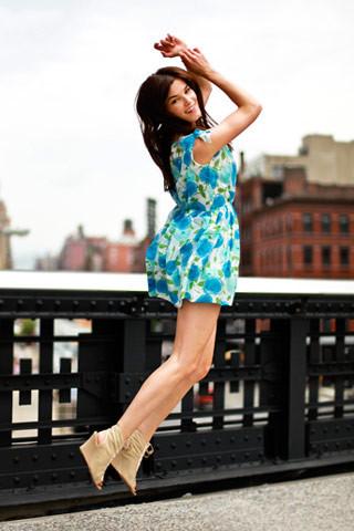 Лучшие луки поверсии сайта Style. com. Изображение № 16.