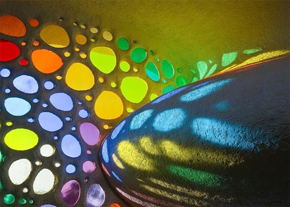 Изображение 8. Shell House: дом-моллюск в Мексике.. Изображение № 9.