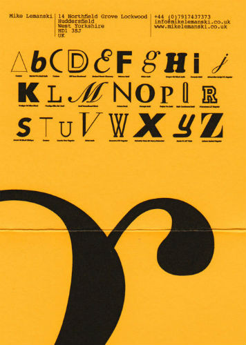 Новые имена: 15 шрифтовых дизайнеров. Изображение №4.