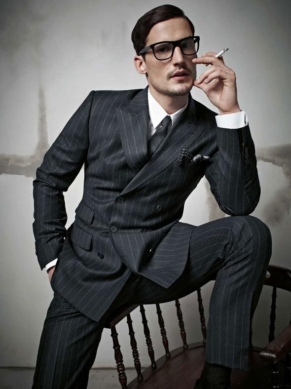 Лукбук: Dolce & Gabbana FW 2011 Men's. Изображение № 1.