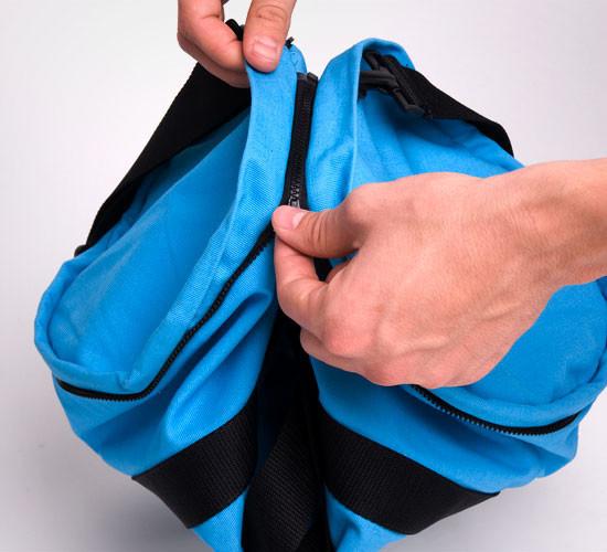 Фитнес-сумки от HalfBag. Изображение № 9.