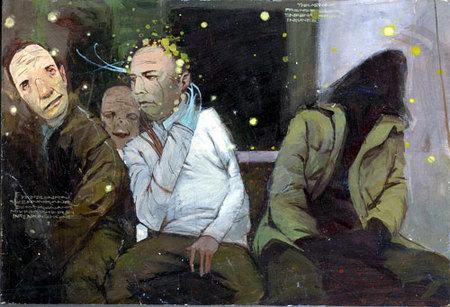 Несостоявшийся граффитчик Эндрю Хем. Изображение № 1.