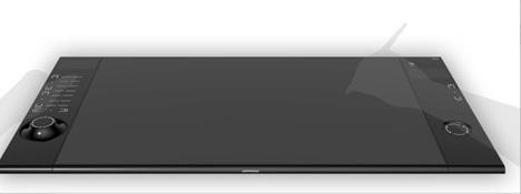 Интересный концепт ноутбука длядизайнеров ихудожников. Изображение № 7.