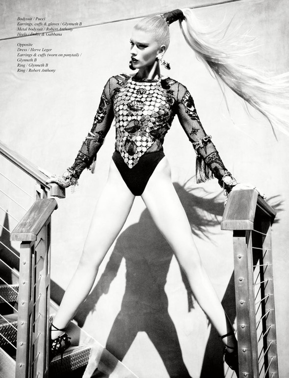 Съёмки: Playing Fashion, Schon, Vogue и другие. Изображение № 39.