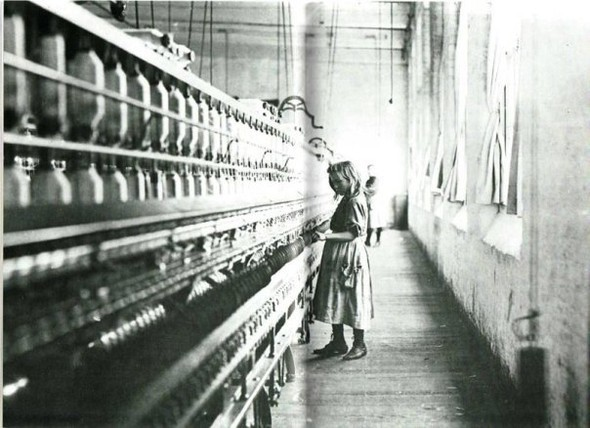 Эксплуатации детского труда в Америке (1910 год).И эмигранты США. Изображение № 13.