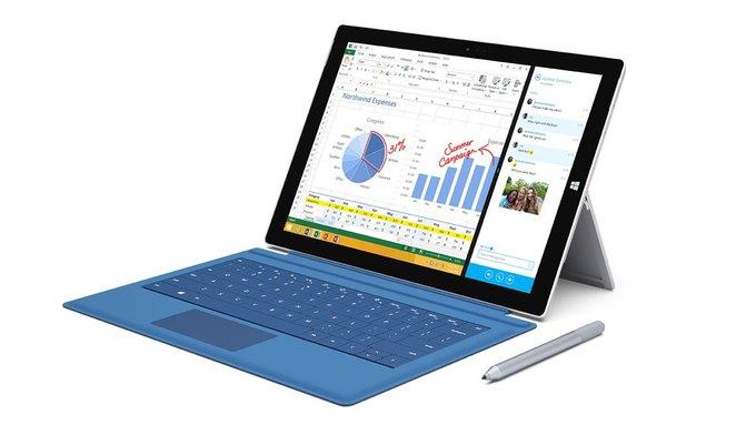 Microsoft представила гибрид планшета и ноутбука Surface Pro 3. Изображение № 7.