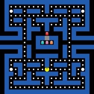 Кадр из игры «Pac Man». Изображение № 43.