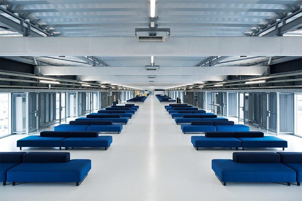 Фото: безупречный минимализм аэропорта вТокио. Изображение № 16.