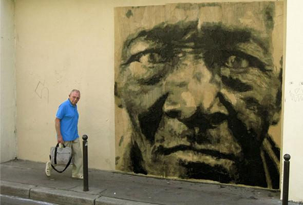 Изображение 60. Le стрит-арт.. Изображение № 48.