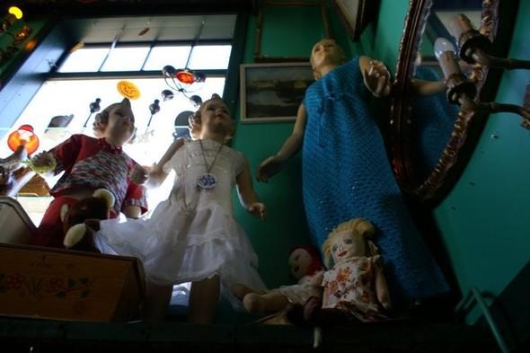 """Лавка старьевщика """"Тетя Фрида"""" в Рейкьявике: среди хлама и сокровищ. Изображение № 34."""