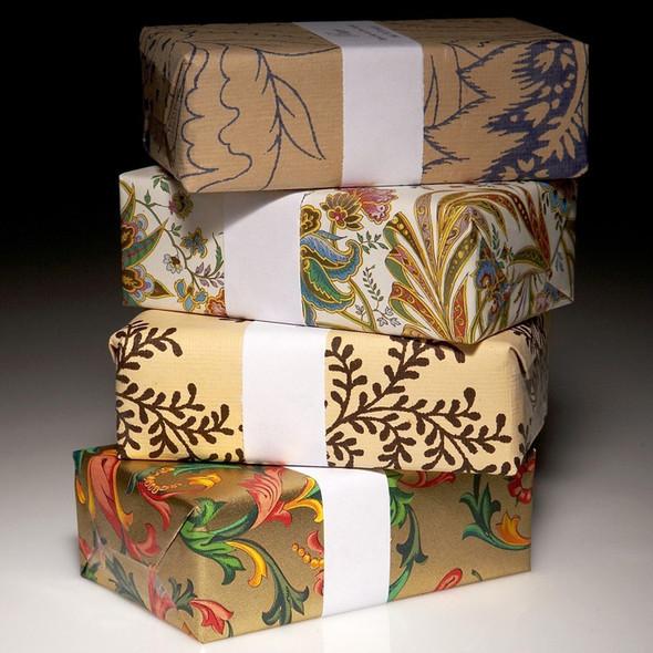 55 идей для упаковки новогодних подарков. Изображение №111.