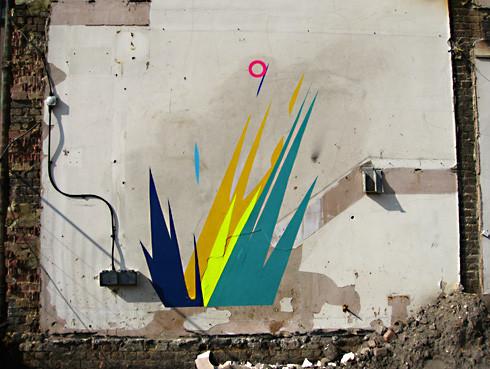 Абстрактное граффити: Стрит-художники об улицах, публике, опасности и свободе. Изображение № 13.