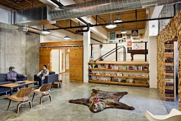 Офис из отходов. Изображение № 6.
