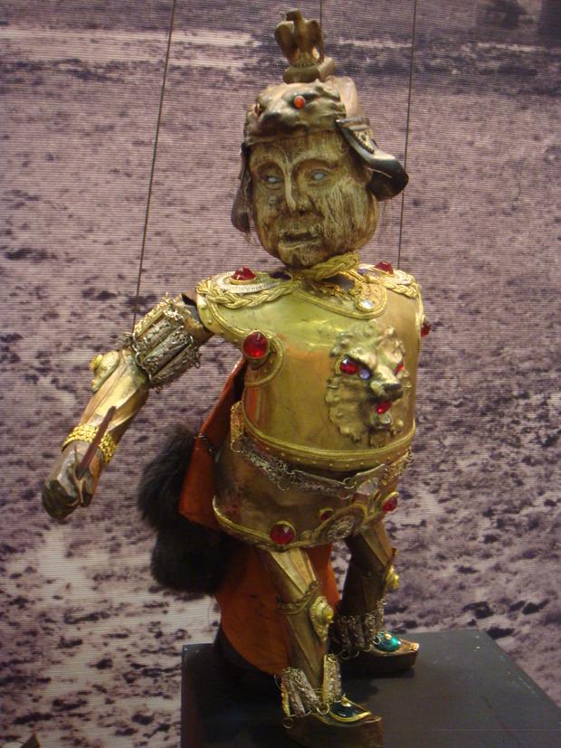 """Куклы из фильма А.Германа """"Трудно быть богом"""". Изображение № 3."""
