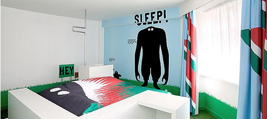 61 комната 21 дизайнер 1000 идей. Изображение № 1.