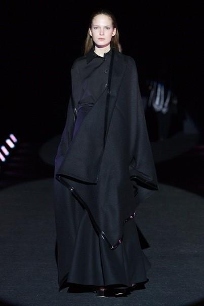 Изображение 5. Volvo Fashion Week. День 2. Cyrille Gassiline FW 2011.. Изображение № 5.