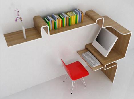 Мебельный минимализм Востока (Miso Soup Design). Изображение № 10.