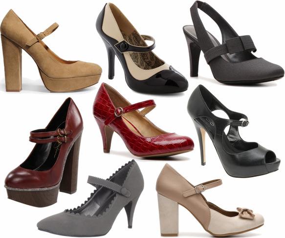 Стильная обувь: осень 2012. Изображение № 4.