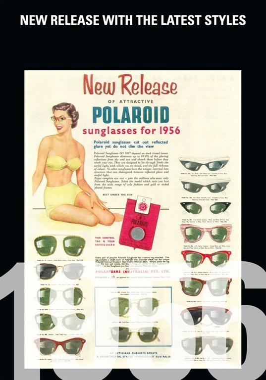 Архивные рекламные кампании Polaroid. Изображение № 4.